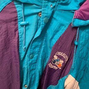 Vintage 1998 Starter Charlotte Hornets Jacket